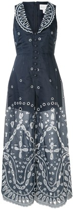 Alice McCall Moonchild wide-leg lace jumpsuit