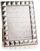 "Monica Rich Kosann Sterling Silver Pyramid 4"" x 6"" Picture Frame"