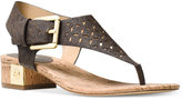 MICHAEL Michael Kors London Thong Sandals