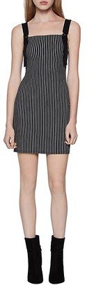 BCBGeneration Striped Bodycon Dress