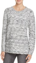 Knot Sisters Reese Heathered Sweater