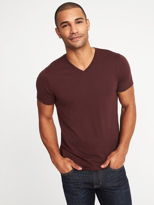 Old Navy Soft-Washed Perfect-Fit V-Neck Tee for Men