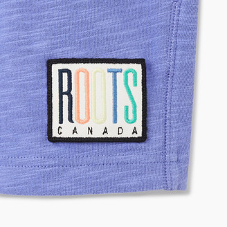 Roots Girls Camp Patch Short