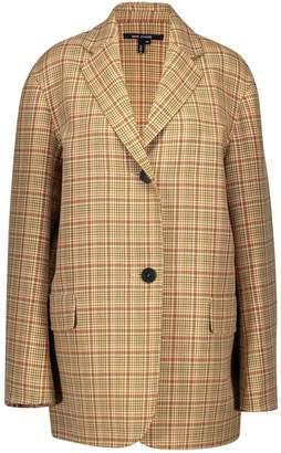 Sofie D'hoore Check wool jacket