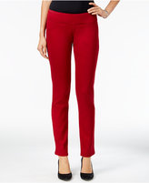 Style&Co. Style & Co. Petite Pull-On Curvy Skinny Pants, Only at Macy's