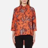 MinkPink Women's Spice of Life Oversize Shirt