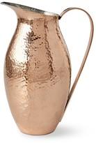 Williams-Sonoma Hammered-Copper Pitcher