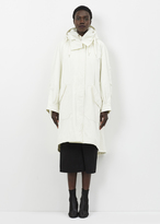 Hope dirty white sky parka