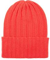 The Elder Statesman Women's Short Bunny Echo Cashmere Beanie