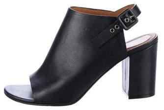 Givenchy Glove Slingback Sandals