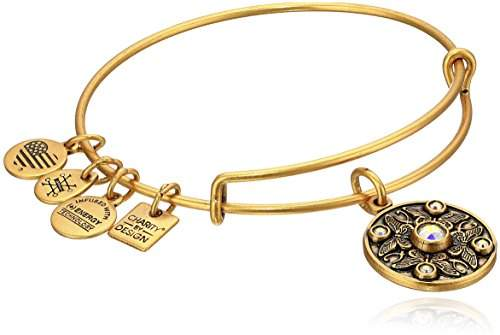 Alex and Ani Charity By Design Wings of Change Expandable Bangle Bracelet