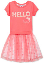 Hello Kitty Tulle Dress, Toddler & Little Girls (2T-6X)