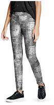 G by Guess GByGUESS Women's Evra Metallic Leggings