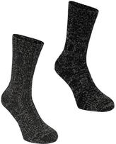 Soulcal 2 Pack Boot Socks