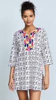 Roberta Roller Rabbit Flura Embellished Kurta Dress