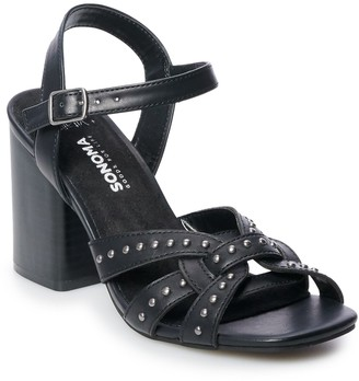 Sonoma Goods For Life Mastiff Women's Strappy Sandals