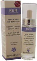 REN Unisex 1Oz Keep Young & Beautiful Instant Firming Beauty Shot Gel & Serum
