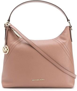 MICHAEL Michael Kors Top-Handle Leather Tote Bag
