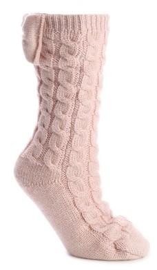 UGG Laila Bow Women's Slipper Socks