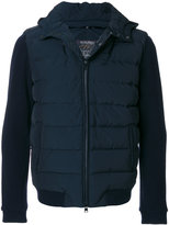 Woolrich fitted padded jacket