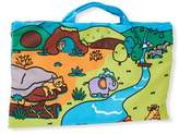 Melissa & Doug Infant Take-Along Safari Play Mat