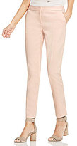 Vince Camuto Front Zip Ankle Pant