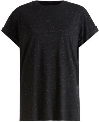 AllSaints Cotton-Blend Anna T-Shirt