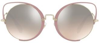 Miu Miu MU 51TS 412591 Sunglasses