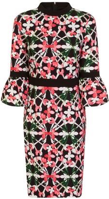 Paper Dolls Bloom Midi Dress