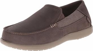 Crocs Men's Santa Cruz 2 Luxe Leather M Slip-On Loafer