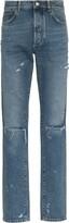 Givenchy slim-fit destroyed denim jeans