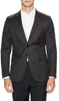 Paul Smith Wool Checked Sportcoat