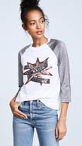 MAISON KITSUNÉ Sequin T-Shirt