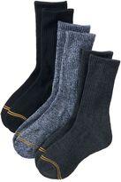 Gold Toe Boys GOLDTOE 3-Pack Crew Socks