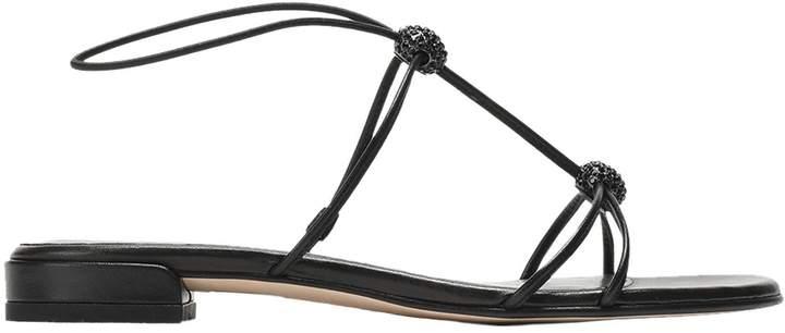 Stuart Weitzman Toe strap sandals