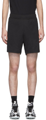 Acne Studios Black Panelled Track Shorts