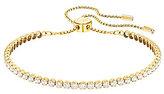 Swarovski Subtle Crystal Adjustable Bracelet