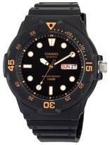 Casio Men's Dive Style Watch - Black (MRW200H-1EVCF)