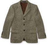 Ralph Lauren 8-20 Merino WoolBlend Sport Coat