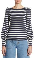 Marc Jacobs Bretton Striped Top