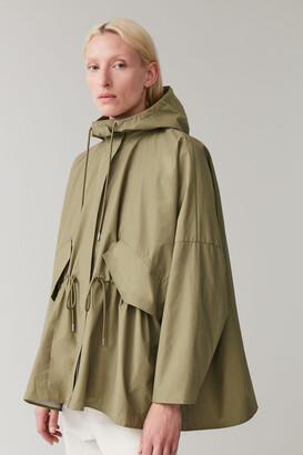 Cos Light Packable Raincoat