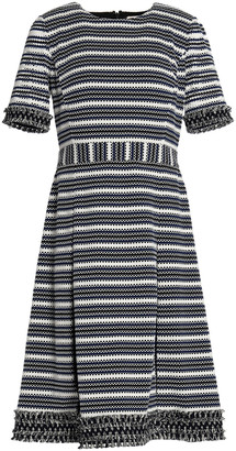 Tory Burch Tasseled Knitted Dress