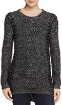 Ppla Lace Up Detail Sweater