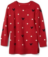 Gap babyGap | Disney Baby Mickey Mouse and dots sweater tunic