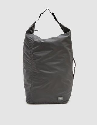 Porter Yoshida & Co. Porter-Yoshida & Co. Small Flex Bonsac Tote Bag in Grey