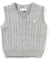 Ralph Lauren Baby Boys 3-24 Months Cable-Knit Sweater Vest