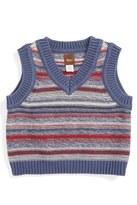 Tea Collection Haru Sweater Vest (Baby Boys)