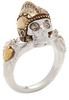 Alexander McQueen Skull Warrior Ring