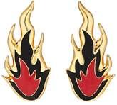 Ambush Women's Flame Stud Earrings