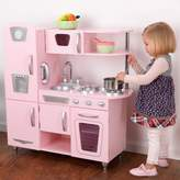 Kid Kraft Pink Retro Kitchen